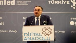 13 Kasım 2018 / SEDEFED Başkanı Ali Avcı Dijital Anadolu Bursa Toplantısı Konuşma Metni