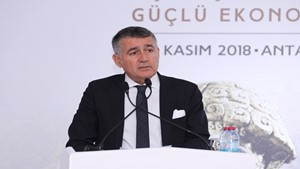 17 Kasım 2018 / TÜRKONFED Başkanı Orhan Turan 22. Türk Girişim ve İş Dünyası Zirvesi Konuşma Metni