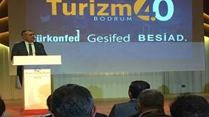8 Eylül 2018 / TÜRKONFED  Başkanı Orhan Turan - Bodrum Turizm 4.0 Zirvesi Konuşma Metni