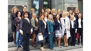 AGİDER Heyetinin Yoğun Litvanya Temasları