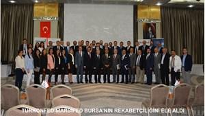 Bursa Türkiye'nin En Rekabetçi Sekizinci İli Oldu