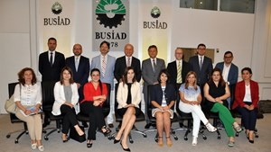 BUSİAD'da yargı hizmetlerinde kalite tartışıldı