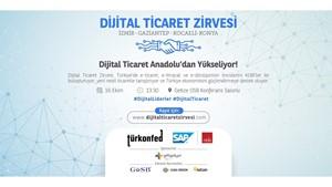 Dijital Ticaret Zirvesi  için Yılın Son Durağı Gebze OSB
