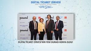 Dijital Ticaret Zirvesinin Yeni Durağı Konya Oldu