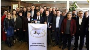 DOGÜNSİFED Başkanı Özkılıç Taşeron Yasası ile 17 Bin Şirket Kapanma Noktasında