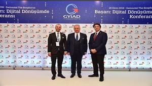 GYİAD Başarı Dijital Dönüşümde Konferansı Düzenledi