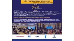 İşimi Yönetebiliyorum Eğitimi 7-8 Şubatta İstanbulda