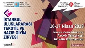 İstanbul Uluslararası Tekstil ve Hazır Giyim Zirvesi Başlıyor