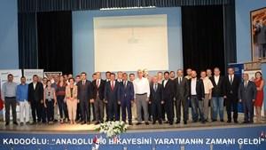 Kadooğlu Anadolu 40 Hikayesini Yaratmanın Zamanı Geldi