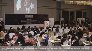 Kadooğlu Gelişmiş Bir Ekonomi ve Demokrasiye Giden Yol Kadının Güçlendirilmesinden Geçiyor