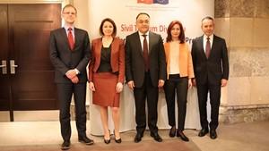 """KOBİ'ler İçin Gümrük Birliği Projesi"""" Kapanış Toplantısı Gerçekleştirildi!"""