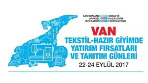 MHGF Cazibe Merkezlerini Van Tekstil Çalıştayı ile Tanıtmaya Devam Ediyor