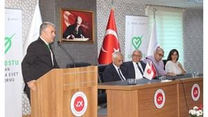 MHGFnin Projesiyle Vergi Müfettişleri Organ Bağışladı