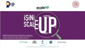 ScaleUp Girişimci Hızlandırma Programına Başvurular Devam Ediyor