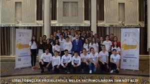 STEM Anadolu Öğrencileri Projeleriyle Melek Yatırımcılardan Tam Not Aldı