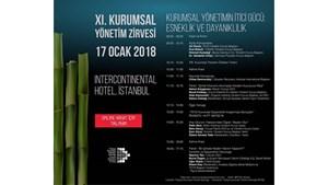 TKYD 11 Kurumsal Yönetim Zirvesi