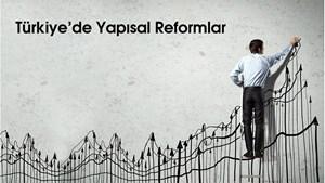 Türkiye'de Yapısal Reformlar - Nisan 2018