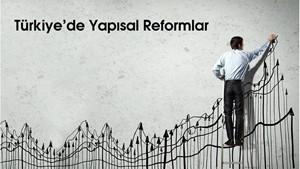 Türkiye'de Yapısal Reformlar: Temmuz 2018
