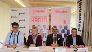 TÜRKONFED 3. İş Dünyasında Kadın Raporu Basın Toplantısıyla Açıklandı
