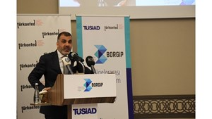 31 Mart 2017 / TÜRKONFED Başkanı Kadooğlu: