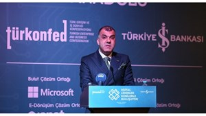 1 Mart 2018 / TÜRKONFED Başkanı Tarkan Kadooğlu - Dijital Anadolu Antalya Toplantısı Konuşma Metni
