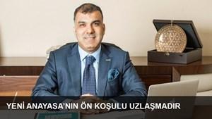 """TÜRKONFED Başkanı Kadooğlu: """"Yeni Anayasa'nın Ön Koşulu Toplumsal Uzlaşmadır"""