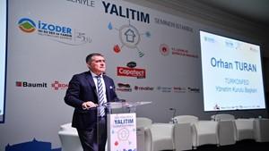 TÜRKONFED Başkanı Turan Enerji verimliliği seferberliği başlatmamız gerekiyor