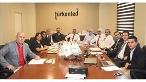 TÜRKONFED International Üyeleri İstanbul Çalıştayında Buluştu