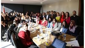 TÜRKONFED STEM Anadolunun İlk Eğitimi Diyarbakırda Yapıldı