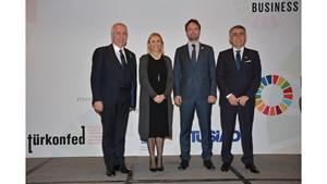 TÜRKONFED, TÜSİAD ve UNDP öncülüğünde Hedefler İçin İş Dünyası Platformu kuruldu - 11 Ocak 2019