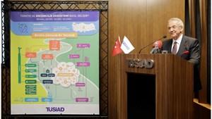 TÜSİAD 22 Projeyle Girişimcilik Ekosistemini Güçlendirecek