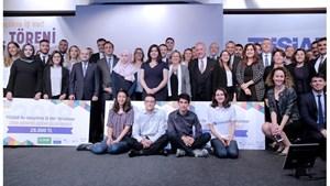 TÜSİAD Bu Gençlikte İş Var Yarışmasında Büyük Ödül TAKAnın