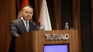 """TÜSİAD - Koç Üniversitesi Ekonomik Araştırma Forumu  """"Merkezi Yönetim Bütçe Takip Raporu""""nu Tanıttı"""