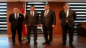 TÜSİAD ve TÜRKONFED Ekrem İmamoğlu'nu ağırladı - 22 Mart 2019
