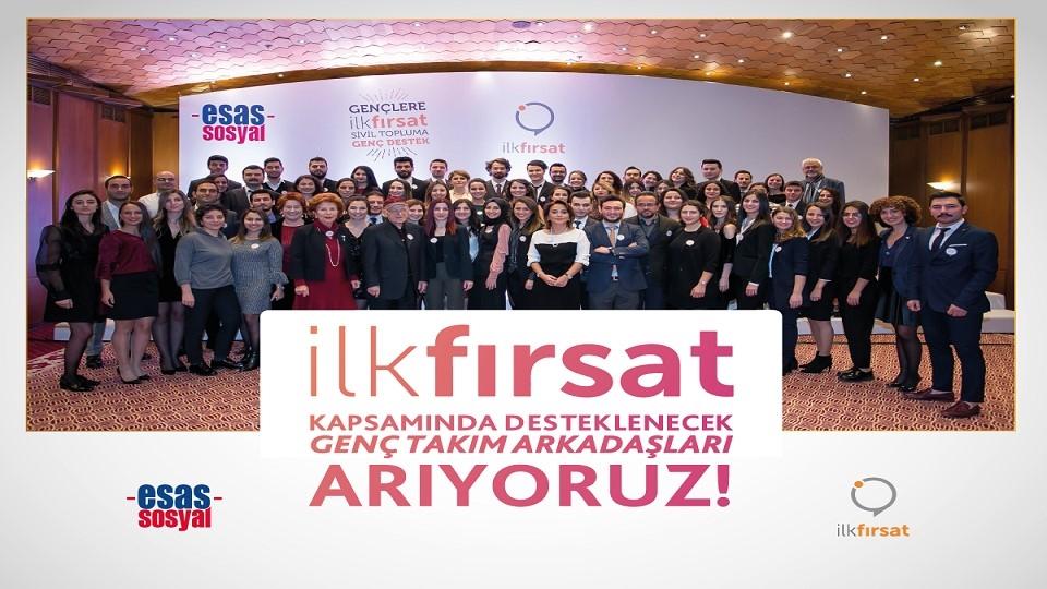 'Gençlere İlk Fırsat, Sivil Toplum'a Genç Destek' Sunan Program için Başvurular 5 Eylül'de Açılıyor!