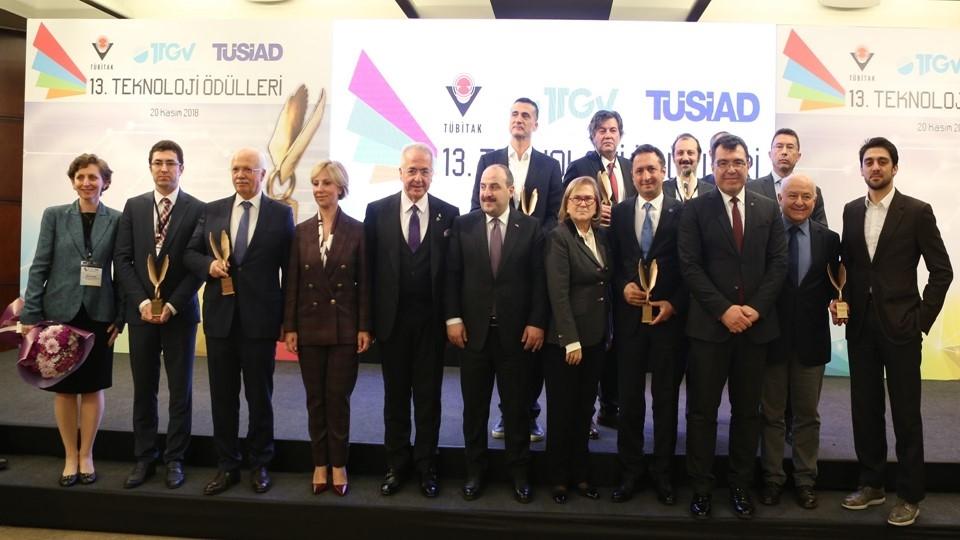 13. Teknoloji Ödülleri Sahiplerini Buldu