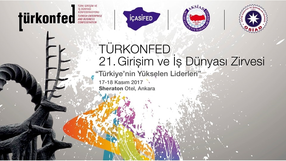 Türkiye'nin Yükselen Liderleri Yılın Zirvesi'nde Buluşuyor