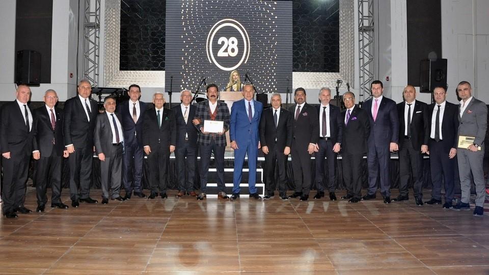 Adana Sanayici ve İş Adamları Derneği 28. Yılını Kutladı