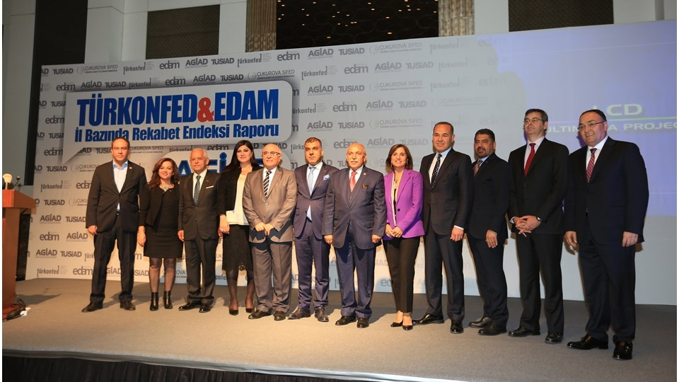 National Competitiveness Index Report Launch in Adana