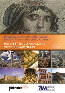 Regional Development Dynamics Gaziantep - Export and Industry Hub