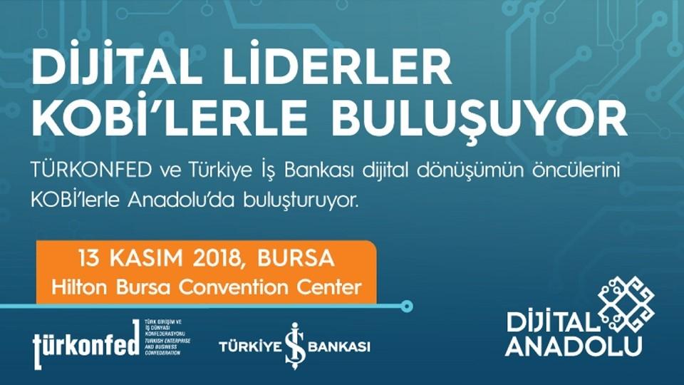 Dijital Anadolu Projesi Dördüncü Toplantısı Bursada