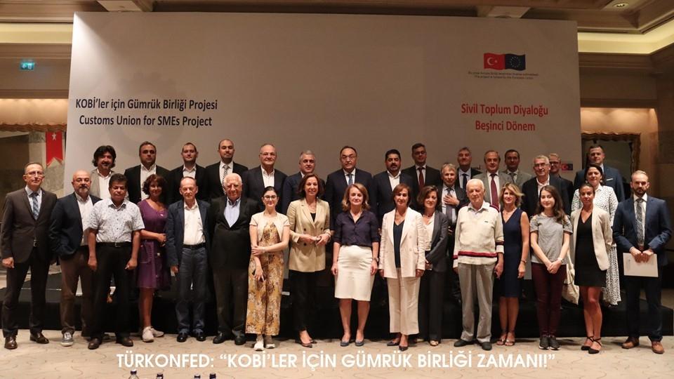 Gümrük Birliğinin Güncellenmesi Türkiye ve AB KOBİleri için Yeni Fırsatlar Yaratacak