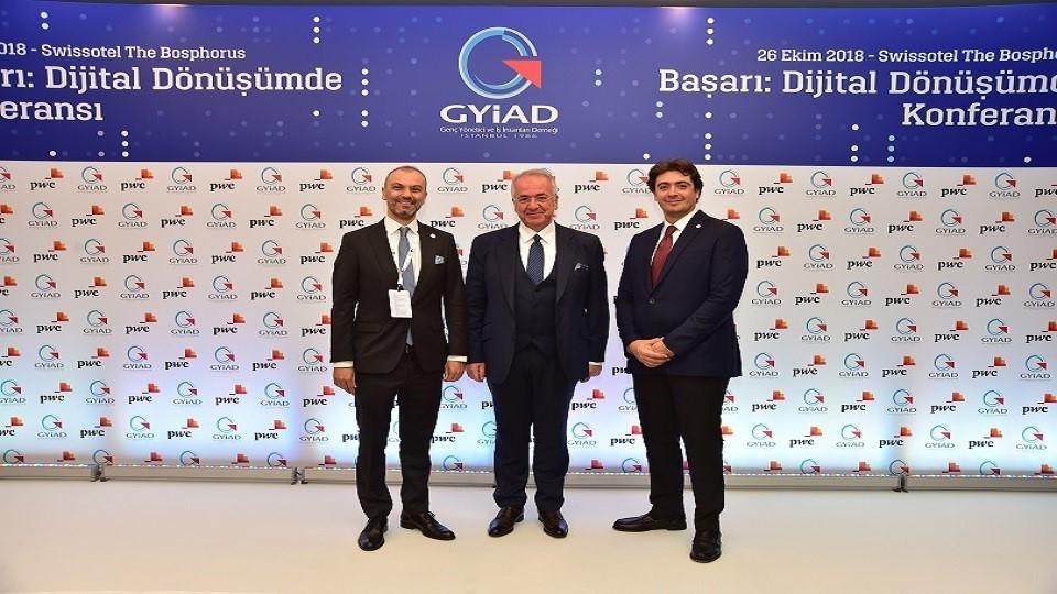 GYİAD, Başarı Dijital Dönüşüm'de Konferansı Düzenledi