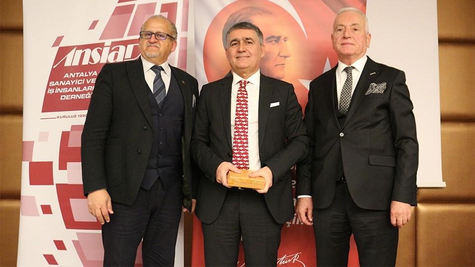 Antalya Sanayici ve İş İnsanları Derneği (ANSİAD) 2020 Faaliyet Yılı Olağan Toplantısı Gerçekleşti