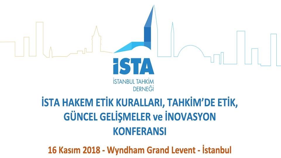 İSTA İlk Uluslararası Konferansını Gerçekleştirecek