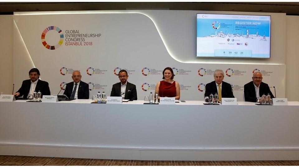 İstanbul, Global Girişimcilik Kongresi için Hazır