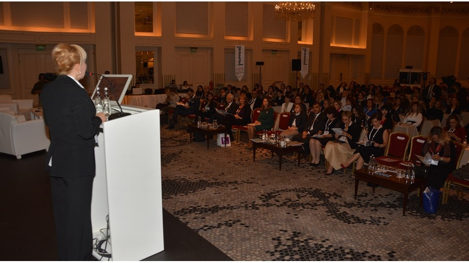 """""""The Role of Women in Sustainable Economy"""" Summit"""