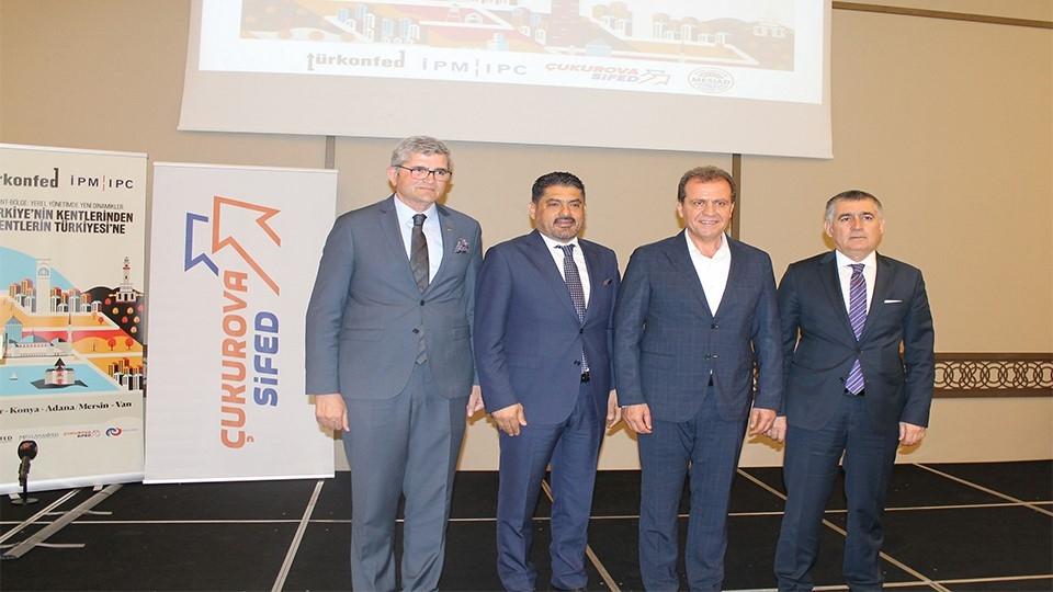 Kent-Bölge:Yerel Yönetimde Yeni Dinamikler Raporu'nun Adana-Mersin sonuçları açıklandı-10 Mayıs 2019