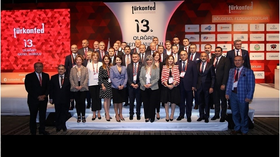 Orhan Turan Is the New President of TURKONFED