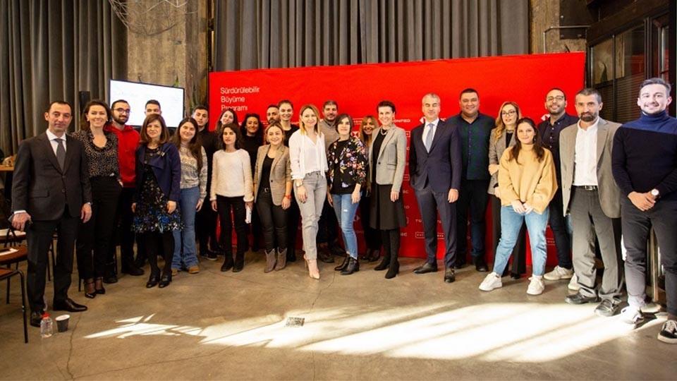 Sürdürülebilir Büyüme Programı Açılış Toplantısı İstanbul'da Gerçekleştirildi!